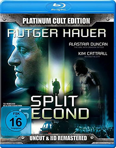 Split Second - Platinum Cult Edition [Blu-ray]