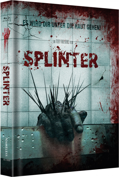 Splinter - Limited Mediabook Edition - Cover A [Blu-ray]