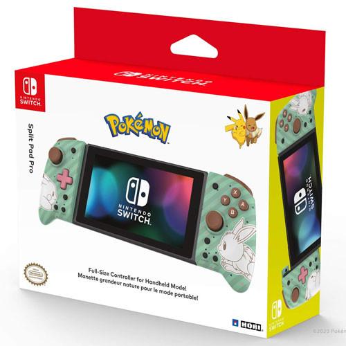 Split Pad Pro - Pikachu & Evoli [Nintendo Switch]