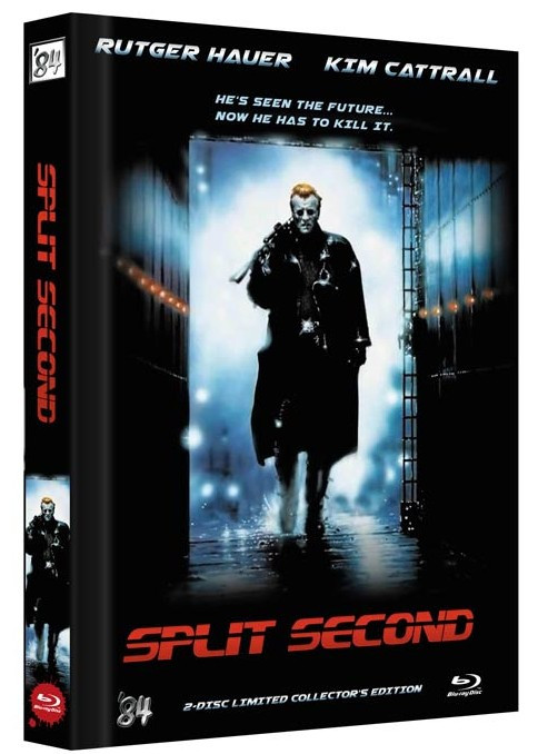 Split Second - Limited Collector's Edition [Blu-ray+DVD]