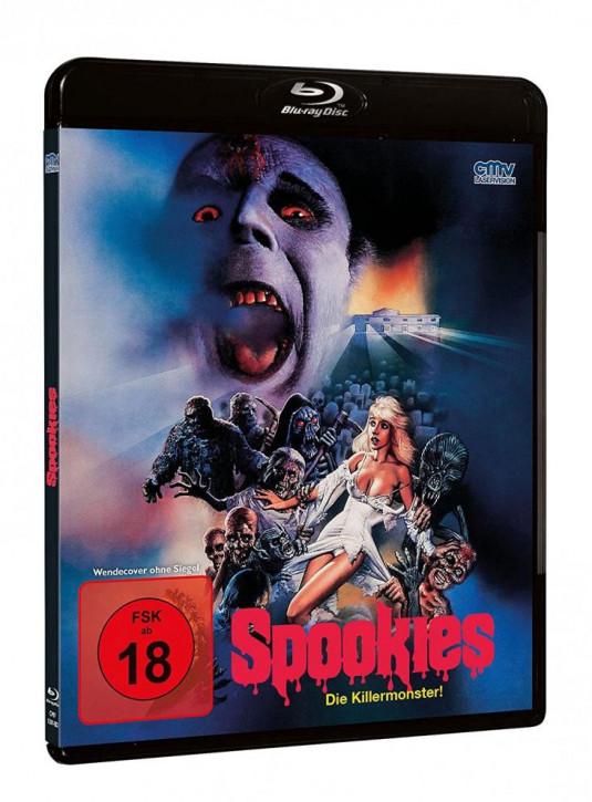 Spookies - Die Killermonster [Blu-ray]