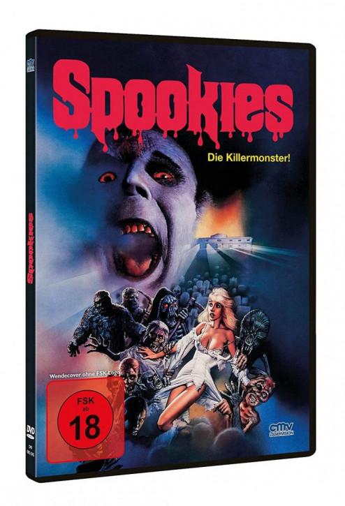 Spookies - Die Killermonster [DVD]