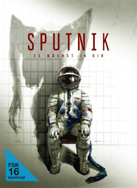 Sputnik - Limited Mediabook Edition [Blu-ray]