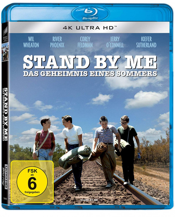 Stand by me [4K UHD Blu-ray]
