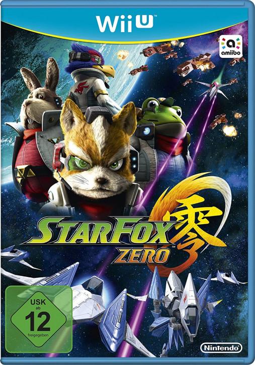 Star Fox Zero [Wii U]