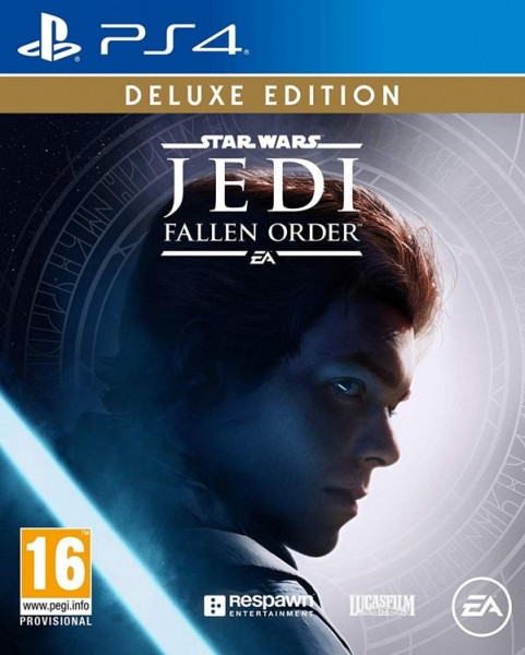 Star Wars Jedi Fallen Order - Deluxe Edition [PS4]