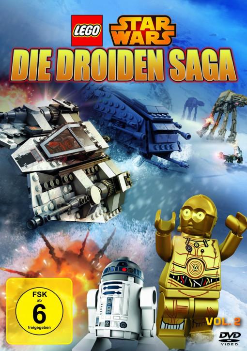 LEGO Star Wars: Die Droiden Saga, Vol. 2 [DVD]