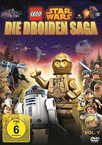 LEGO Star Wars: Die Droiden Saga, Vol. 1 [DVD]