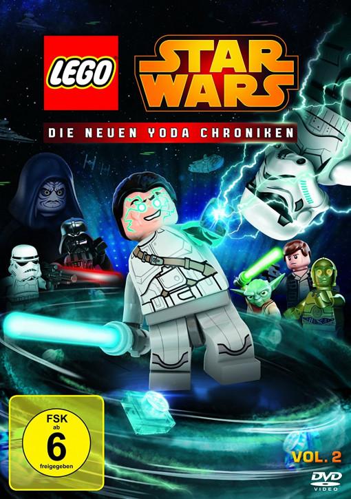 Lego Star Wars: Die neuen Yoda Chroniken, Vol. 1 [DVD]
