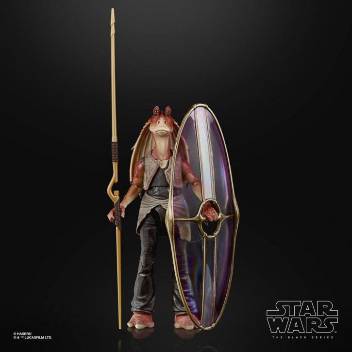 Star Wars Episode I - Black Series Deluxe Actionfigur 2021 - Jar Jar Binks