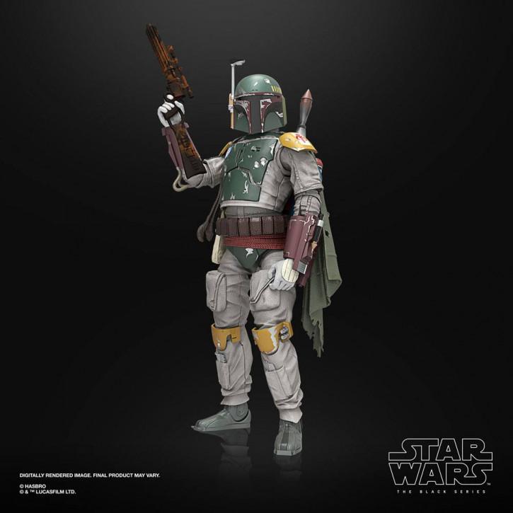 Star Wars Episode VI - Black Series Deluxe Actionfigur 2021 - Boba Fett