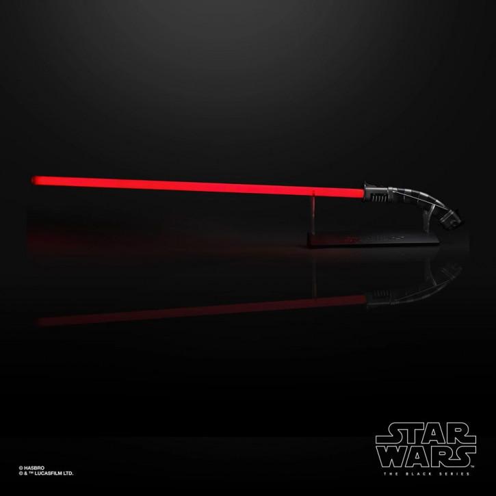 Star Wars The Clone Wars - Black Series Replik 1/1 Force FX Lichtschwert Asajj Ventress