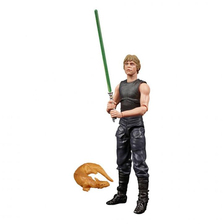 Star Wars HTTE - Black Series Lucasfilm 50th Anniv. Actionfigur 2021 - Luke Skywalker & Ysalamiri