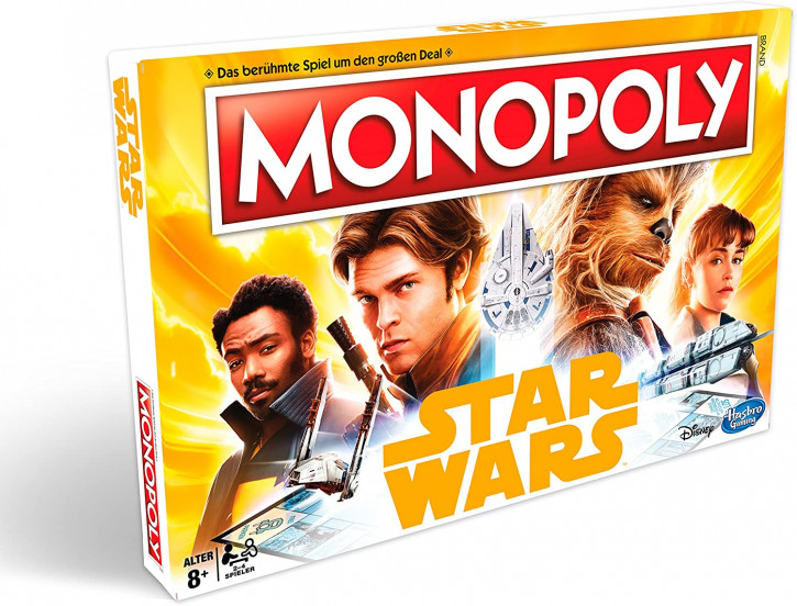 Star Wars Monopoly - Solo - A Star Wars Story