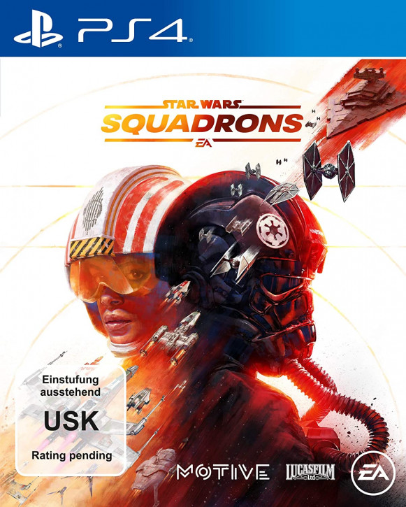 Star Wars Squadrons [PS4]