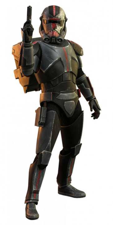 Star Wars: The Bad Batch Actionfigur 1/6 - Hunter