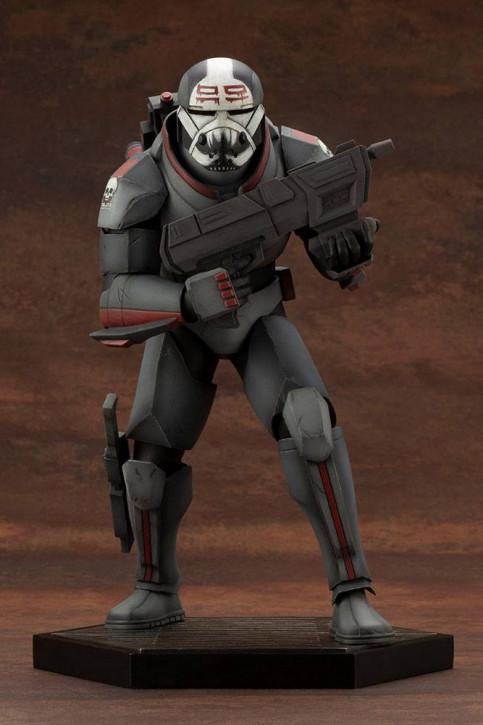 Star Wars The Bad Batch - ARTFX PVC Statue - Wrecker