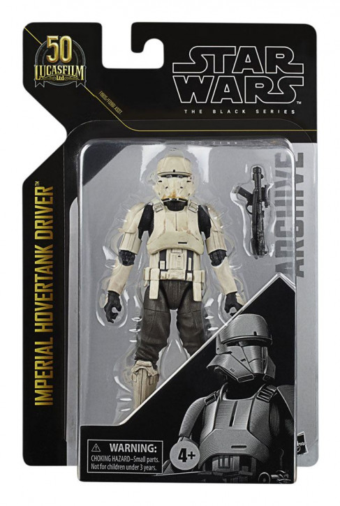 Star Wars - The Black Series Archive - Imperial Hovertank Driver