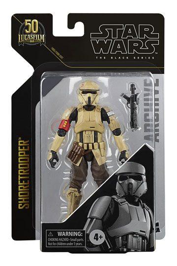 Star Wars - The Black Series Archive - Shoretrooper