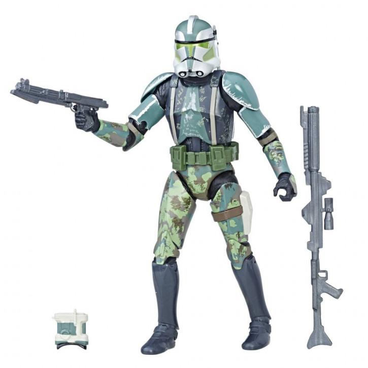 Star Wars - The Black Series - Clone Commander Gree