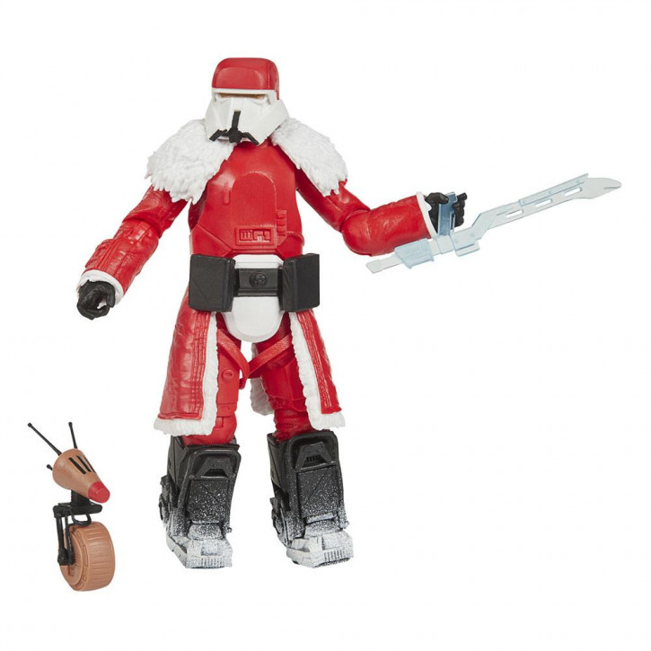 Star Wars - The Black Series - Range Trooper (Holiday Edition)
