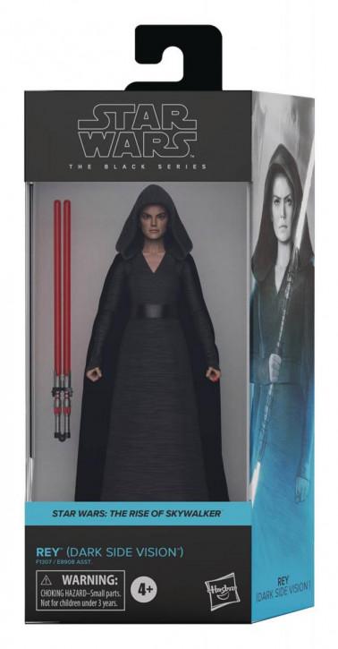 Star Wars - The Black Series - Rey (Dark Side Vision)