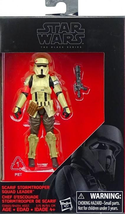 Star Wars - The Black Series - Scarif Stormtrooper Squad Leader