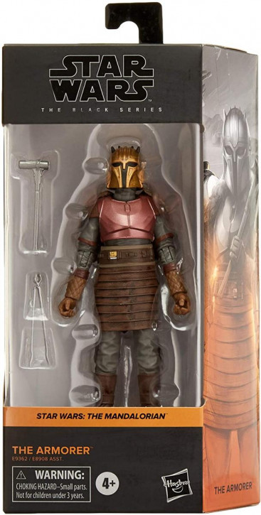 Star Wars - The Black Series - The Armorer