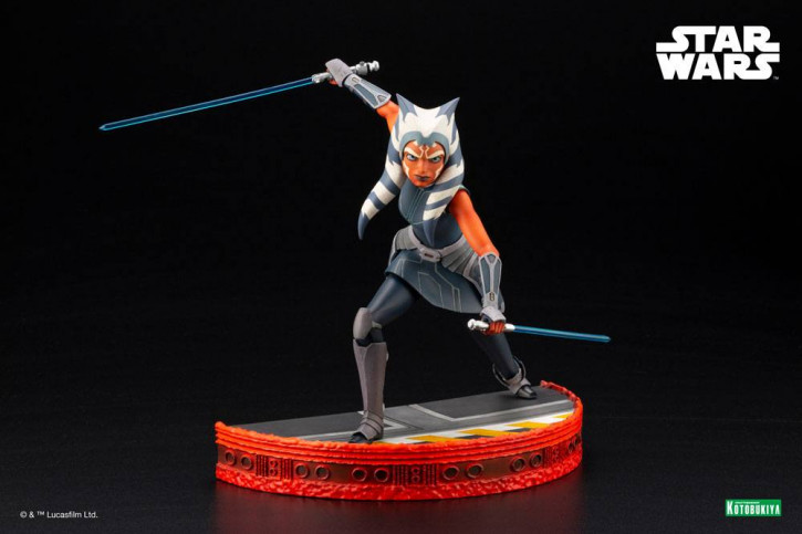 Star Wars The Clone Wars - ARTFX PVC Statue - Ahsoka Tano
