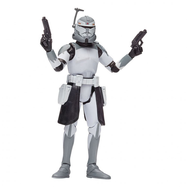 Star Wars The Clone Wars Vintage Collection Actionfigur 2021 - Clone Commander Wolffe