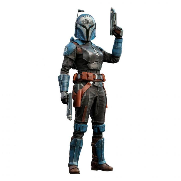 Star Wars The Mandalorian Actionfigur 1/6 - Bo-Katan Kryze