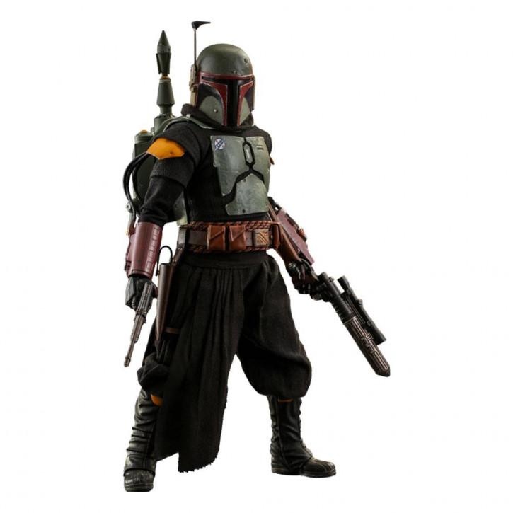 Star Wars The Mandalorian Actionfigur 1/6 - Boba Fett (Repaint Armor)