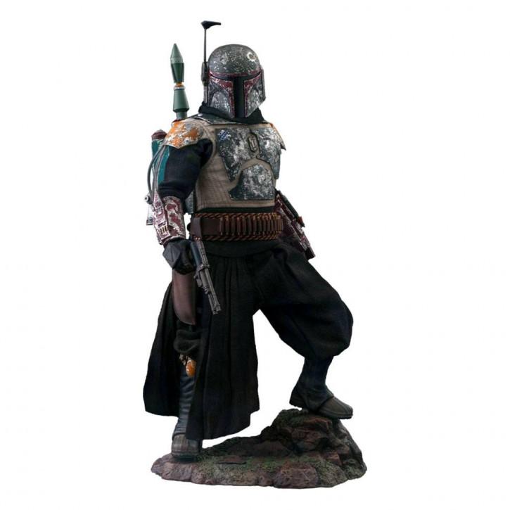 Star Wars The Mandalorian Actionfigur 1/6 - Boba Fett