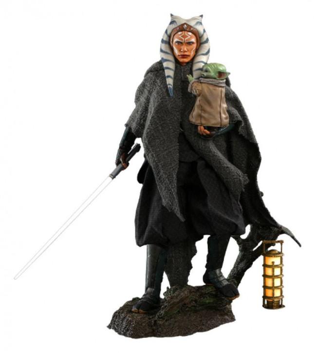 Star Wars The Mandalorian Actionfiguren Doppelpack 1/6 - Ahsoka Tano & Grogu