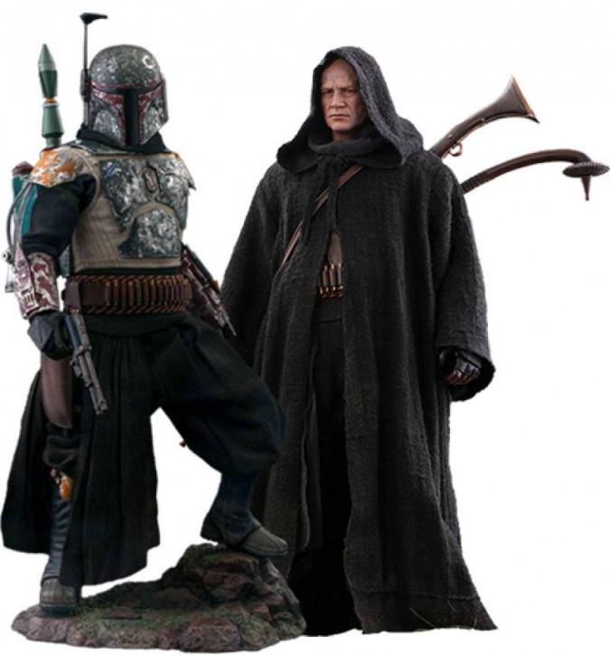 Star Wars The Mandalorian Actionfiguren Doppelpack 1/6 - Boba Fett Deluxe