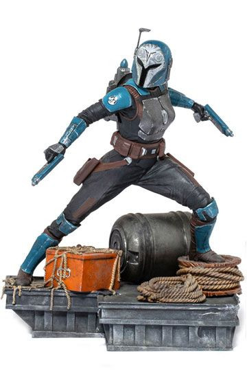 Star Wars The Mandalorian - BDS Art Scale Statue - Bo-Katan