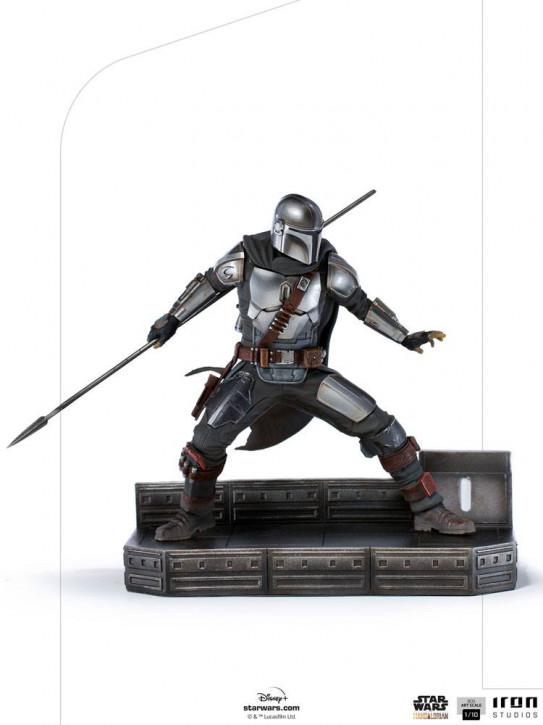 Star Wars The Mandalorian - BDS Art Scale Statue - Mandalorian