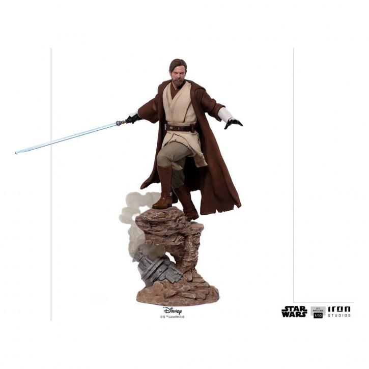 Star Wars - Deluxe BDS Art Scale Statue - Obi-Wan Kenobi