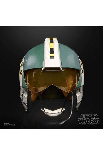 Star Wars Episode IV - Black Series Replik - Wedge Antilles Battle Simulation Helm
