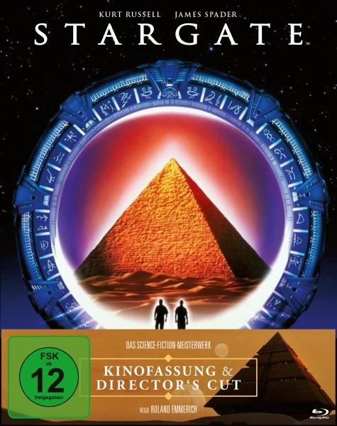 Stargate - Mediabook - Cover C [Blu-ray]