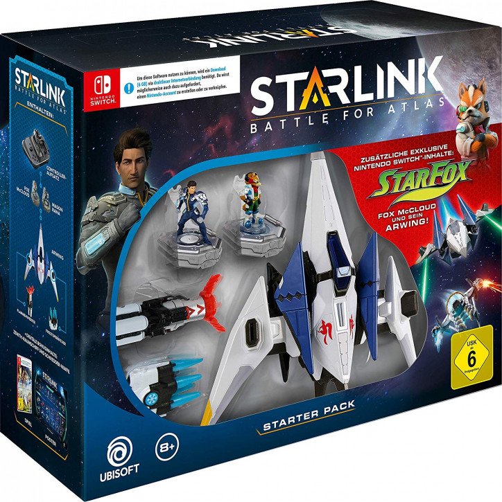 Starlink Starter Pack [Nintendo Switch]