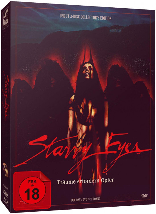 Starry Eyes - Limited Collectors Edition [Blu-ray+DVD]