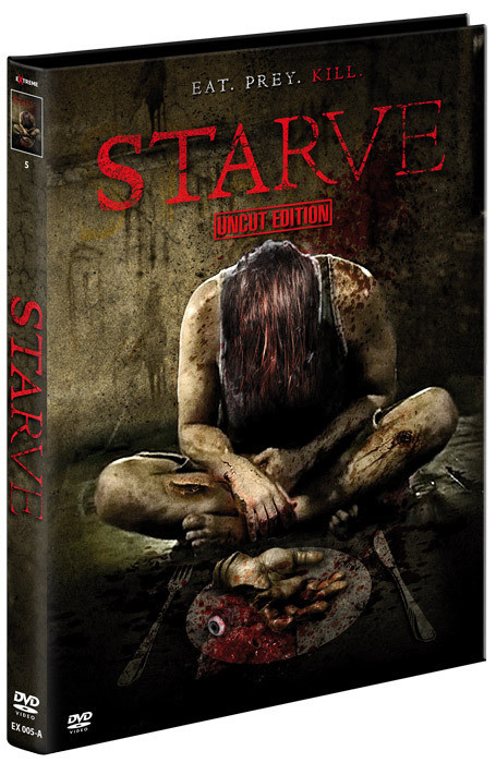 Starve - Limited Mediabook - Cover A [DVD]