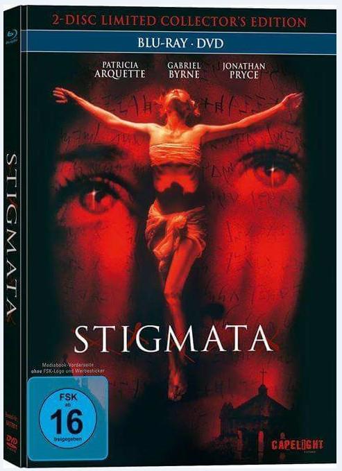 Stigmata - Limited Collector's Edition [Bluray+DVD]