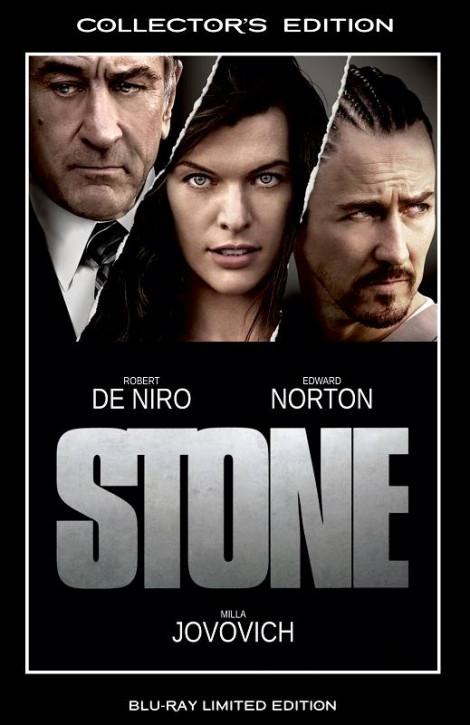 Stone - grosse Hartbox [Blu-ray]
