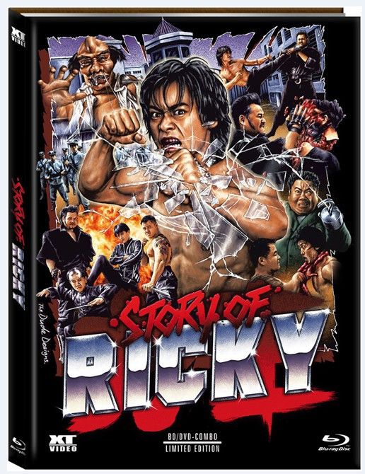Story of Ricky - Limited Edition - Cover A [Blu-ray+DVD]
