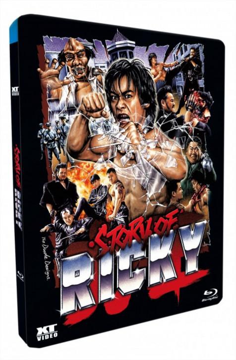 Story of Ricky (Future Pak) [Blu-ray]