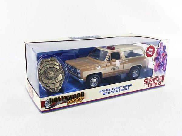 Jada Toys - Stranger Things 1980 Chevy K5