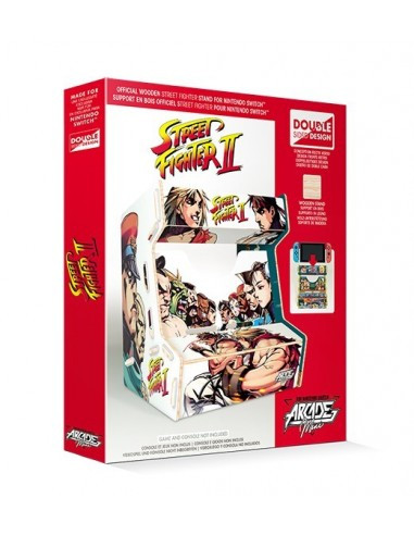 Switch - Arcade Mini Stand Street Fighter