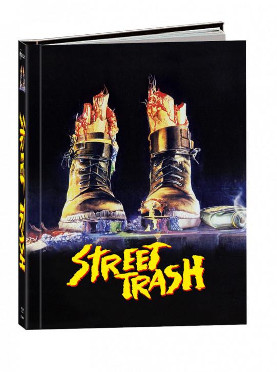 Street Trash - Mediabook [Blu-ray+DVD]